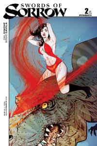Swords of Sorrow #2 Cover A by Lotay