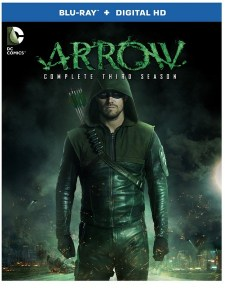 Cover for Arrow Season Three