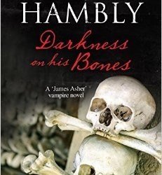 Cover for Darkness on His Bones by Barbara Hambly