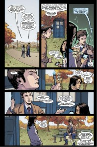Doctor Who: The Tenth Doctor #11 Preview Page 1 of 3