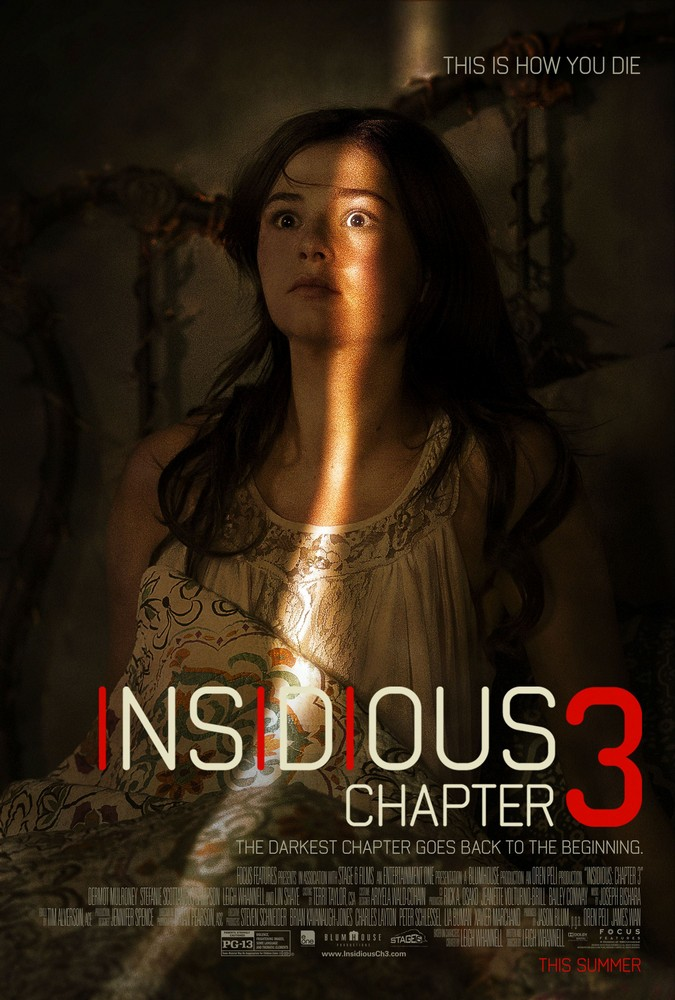 Insidious: Chapter 3 Poster with Elise