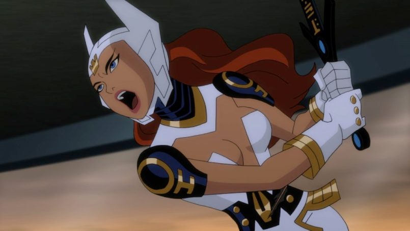 Wonder Woman Justice League: Gods and Monsters