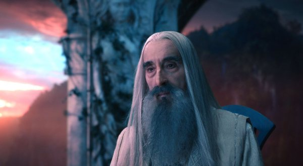 Saruman in Lord of the RIngs