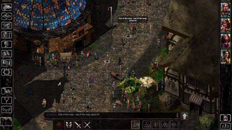 Baldur's Gate Siege of Dragonspear Siege 2