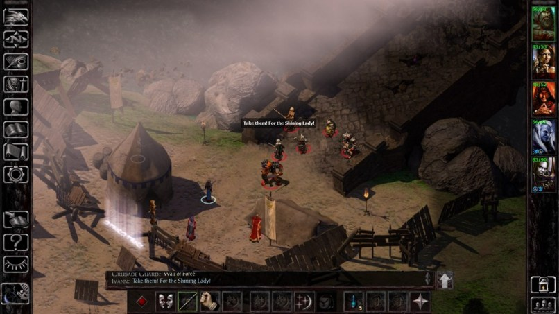 Baldur's Gate Siege of Dragonspear screen 3