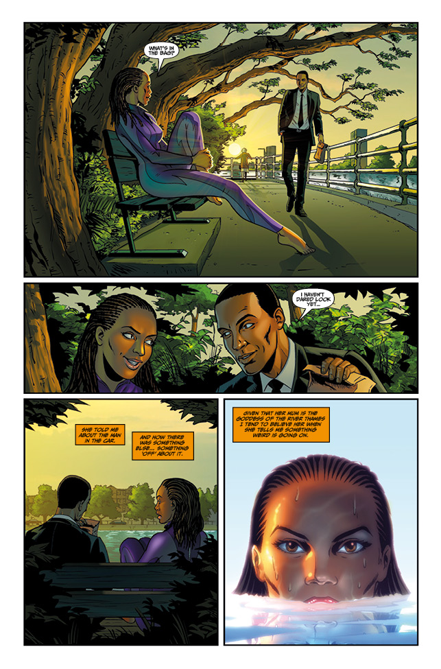 Rivers of London #1 Page 2