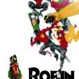 Robin War Promo Art