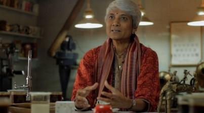 Sunalini Menon Founder Coffee Lab in India 38 years