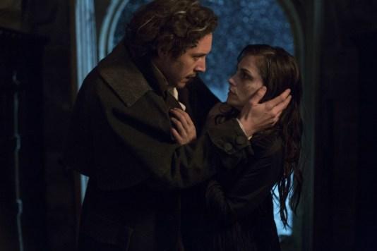 Jonathan holds Arabella