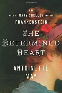 Cover for The Determined Heart by Antoinette May