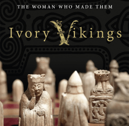 Cover for Ivory Vikings by Nancy Marie Brown
