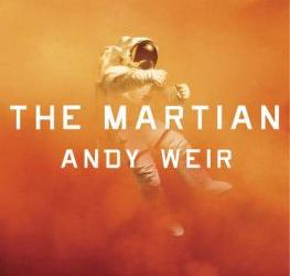 The Martian Poster 2014