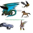 Which Noble Steed Should You Choose? All of them in one image