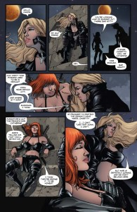 Swords of Sorrow #5 Page 1 of 5