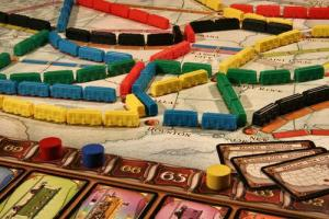 Board Game Ticket to Ride