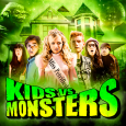 Kids vs Monsters dvd cover