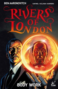 Rivers of London: Body Works #4 Cover A