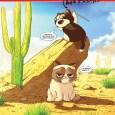 Grumpy Cat Dynamite Comic Cover