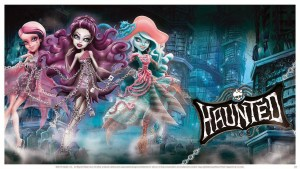 Monster High Haunted Poster 3
