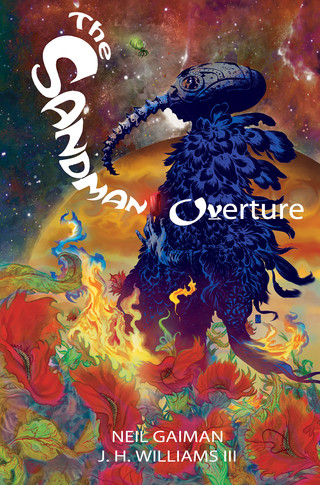 Cover for The Sandman: Overture