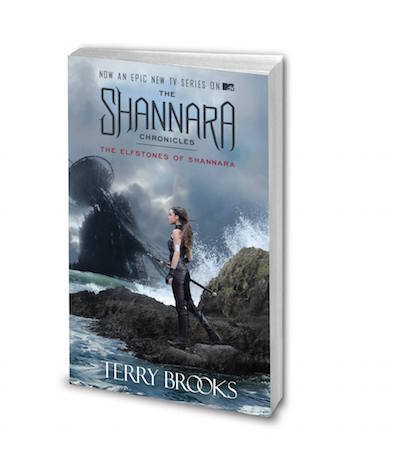 The Elfstones of Shannara Amberle Cover