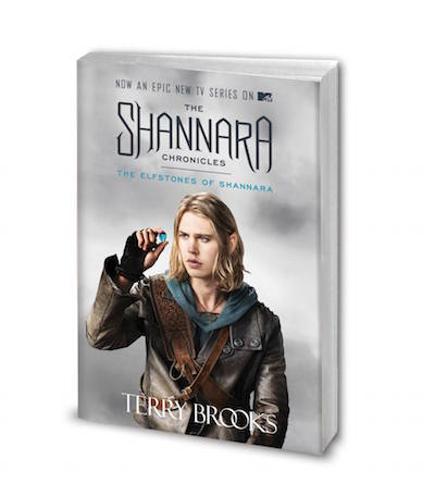 The Elfstones of Shannara Wil Cover