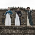 The Bennet Sisters in Pride and Prejudice and Zombies