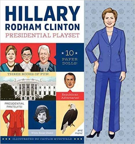Cover for Hillary Rodham Clinton Presidential Playset