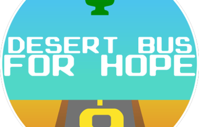 Desert Bus for Hope logo