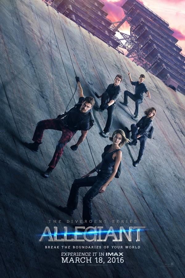 Allegiant Trailer Poster