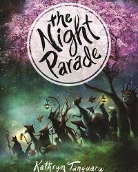 Featured Image The Night Parade by Kathryn Tanquary