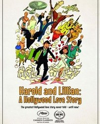 Poster for Harold and Lillian A Hollywood Love Story