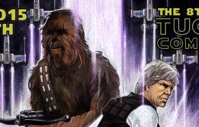 Tucson Comic-Con 2015 Poster