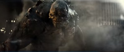 Doomsday in Superman v Batman: Dawn of Justice
