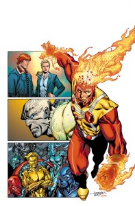 Legends of Tomorrow Anthology Cover