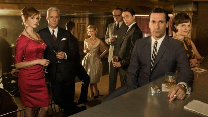 Promotional shot from Mad Men