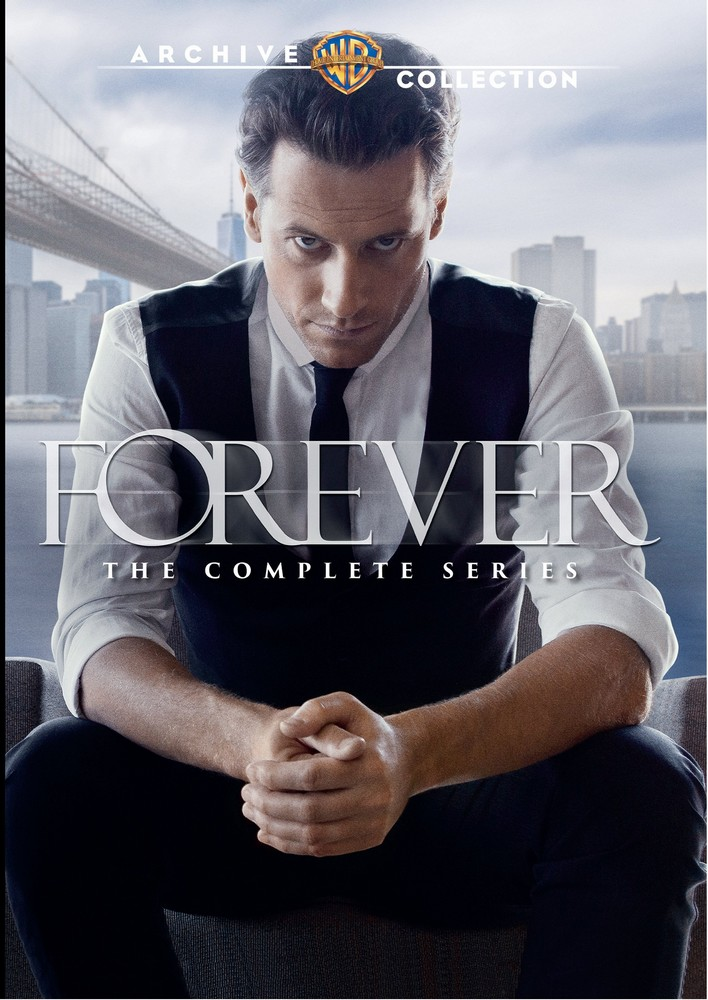 Poster for Forever: The Complete Series