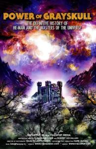 Power of Grayskull Poster