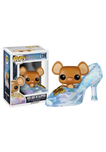 Disney Cinderella Gus Pop Vinyl figure from Fun.com Giveaway