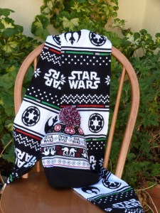 Star Wars Scarf and Hat