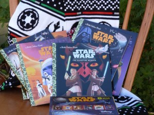 Set of Star Wars Little Golden Books