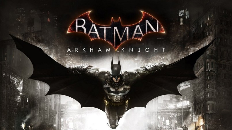 Batman in Batman Akrham Knight