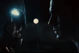 Batman v Superman Face-off