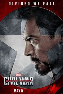 Iron Man leader of #TeamIronman