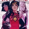 Spider-Women Alpha #1 Variant Cover by Lee