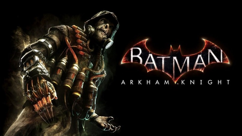 Scarecrow in Batman Arkham Knight