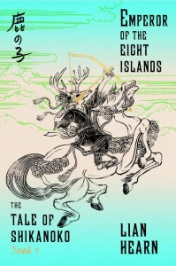Tale of Shikanoko Emperor of the Eight Islands Cover
