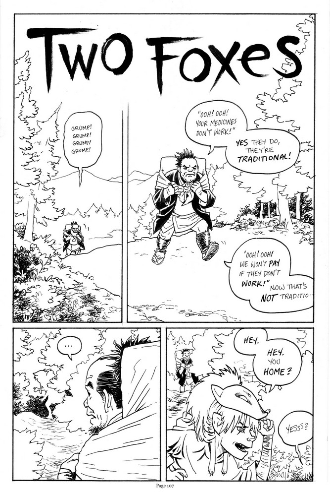 Preview for Cautionary Fables and Fairy Tales: Asia