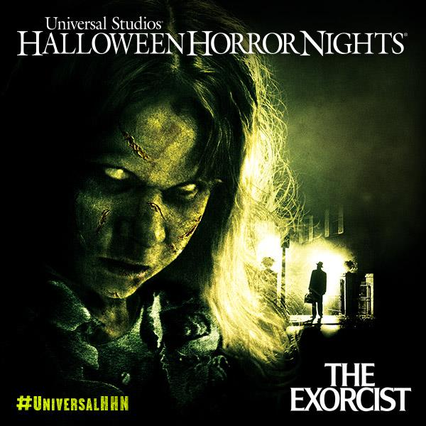Exorcist HHN