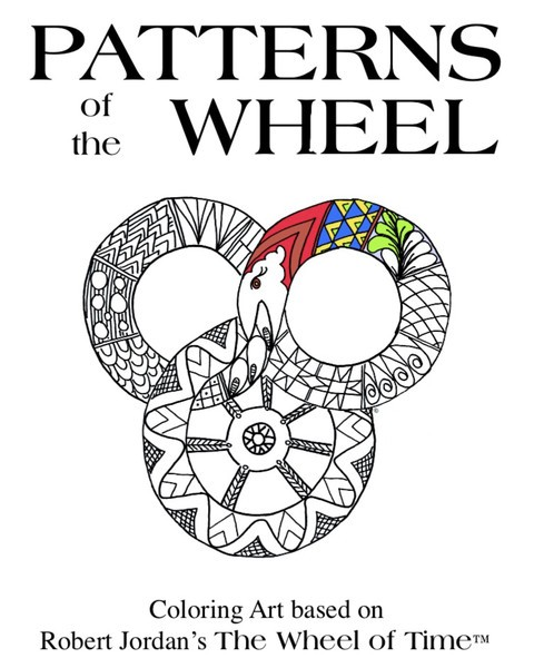 Get Ready to Color: 'Patterns of the Wheel' Comes This